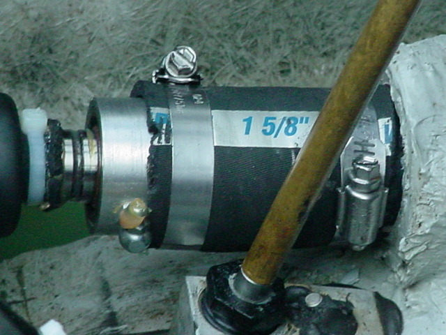 Carrier with carbon bushing- part made by 2001rotax800
