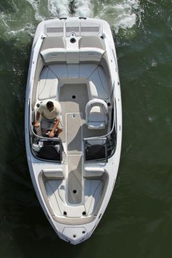 2011 Sea-Doo 210 Challenger Boat low speed handling.JPG