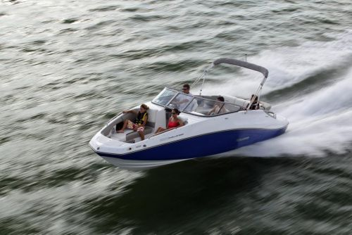 2011 Sea-Doo 230 Challenger Boat - Action (2).JPG