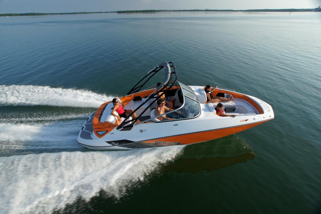 2011 Sea-Doo 230 SP Boat - Action (11).JPG