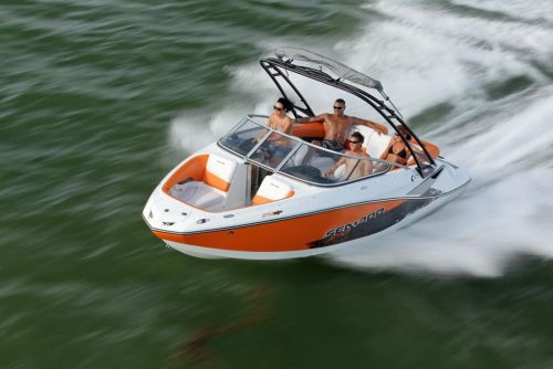 2011 Sea-Doo 210 SP Boat - Action (12).JPG