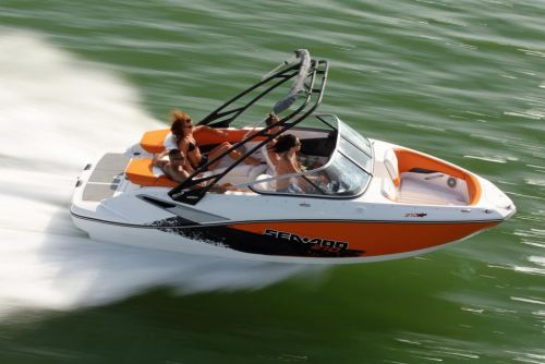 2011 Sea-Doo 210 SP Boat - Action (13).JPG