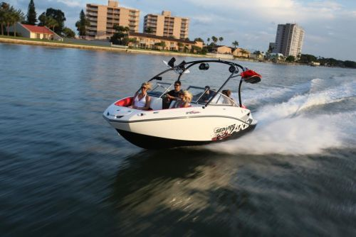 2011 Sea-Doo 210 WAKE Boat - on-water (20).JPG