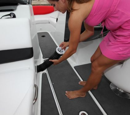 2011 Sea-Doo 210 WAKE  Boat -  Details - heater hose.JPG