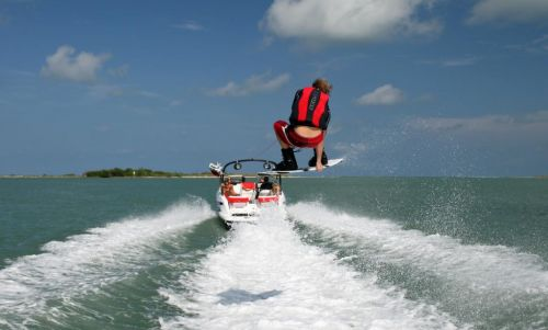2011 Sea-Doo 210 WAKE Boat - on-water (21).JPG