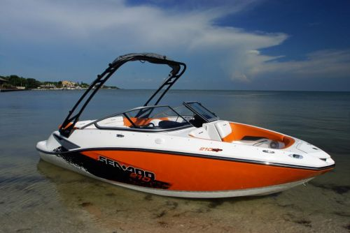 2011 Sea-Doo 210 SP Boat - Tower Up.JPG
