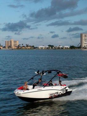 2011 Sea-Doo 210 WAKE Boat - on-water (18).JPG
