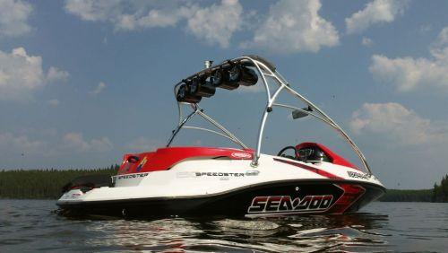 2009 SeaDoo 150 Speedster 255hp