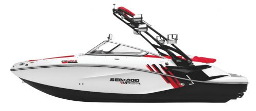 2012 Sea Doo 210 Wake   Studio   Profile Lo