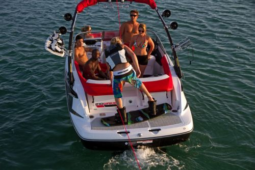 2012 Sea Doo 210 WAKE Boat   Lifestyle 7