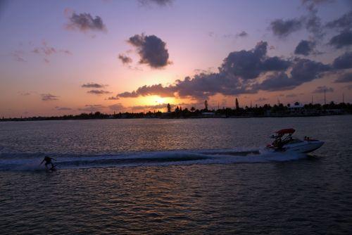 2012 Sea Doo 210 WAKE Boat   Action 7