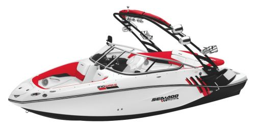 2012 Sea Doo 210 Wake   Studio   Front3 4