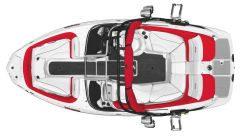 2012 Sea Doo 210 Wake   Studio   Top (racks out)