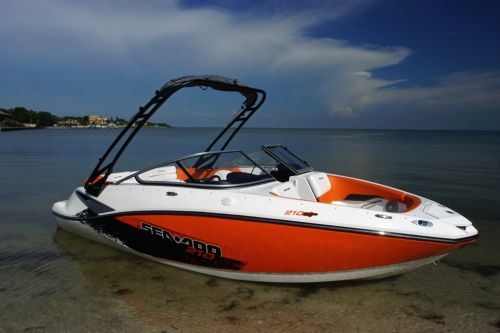 2012 Sea Doo 210 SP Boat   Tower Up