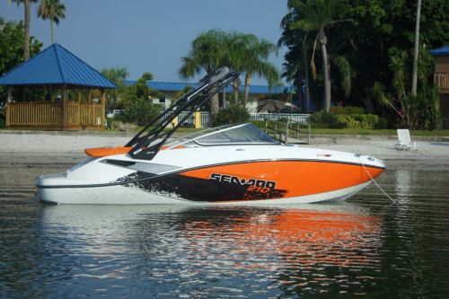 2012 Sea Doo 210 SP Boat   Lifestyle (6)