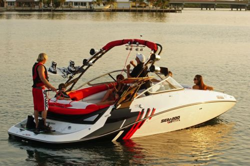 2012 Sea Doo 230 WAKE Boat   Lifestyle 3