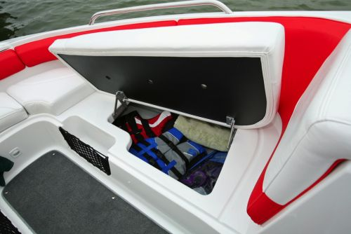 2012 Sea Doo 230 WAKE Boat   Details   Bow Storage