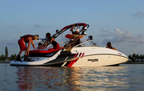2012 Sea Doo 230 WAKE Boat   Lifestyle 4