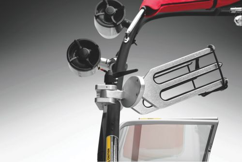 2012 Sea Doo 230 Wake   Studio   Swivel board rack (in)