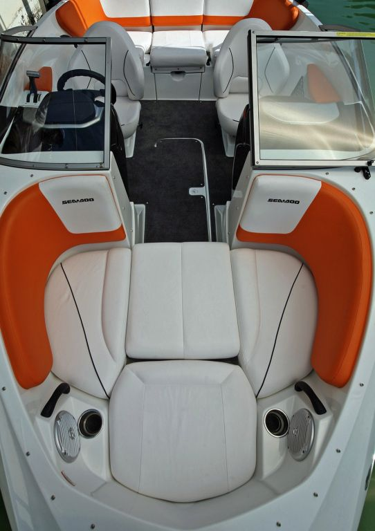 2012 Sea Doo 180 SP Boat   Details Filler Cushions