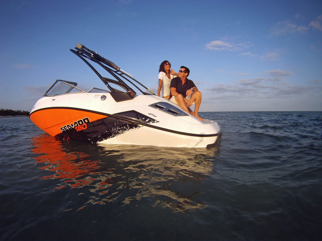 2012 Sea Doo 180 SP Boat   Lifestyle 6