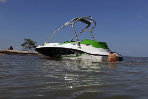 2012 Sea Doo 150 Speedster Boat   Lifestyle 4