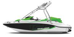 2012 Sea Doo 150 Speedster   Studio   Profile Lo Grn Shd