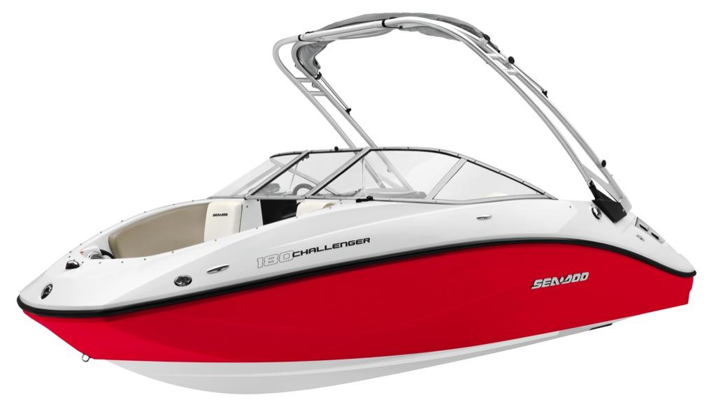 2012 Sea Doo 180 Challenger   Details 3 4 Red
