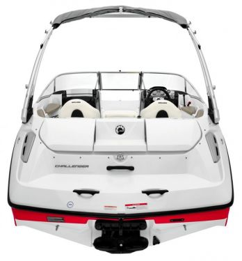 2012 Sea Doo 180 Challenger   Details rear