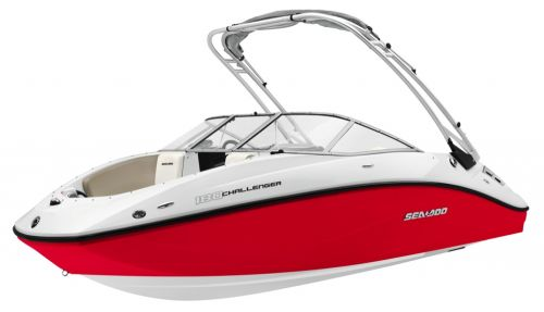 2012 Sea Doo 180 Challenger   Details 3 4 Red