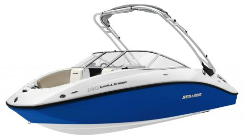 2012 Sea Doo 180 Challenger   Details 3 4 blue