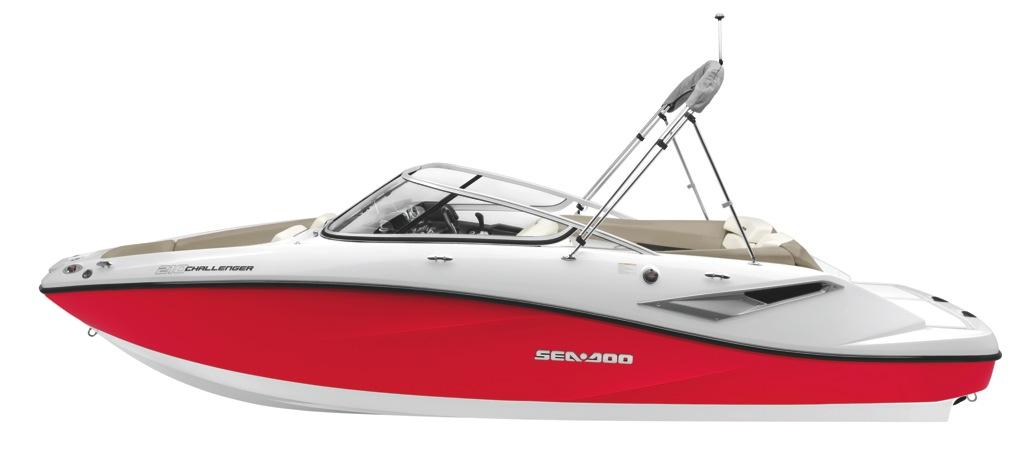 2012 Sea Doo 210 Challenger S   Studio   Profile