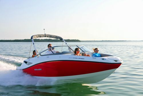 2012 Sea Doo 210 Challenger S   Action 4