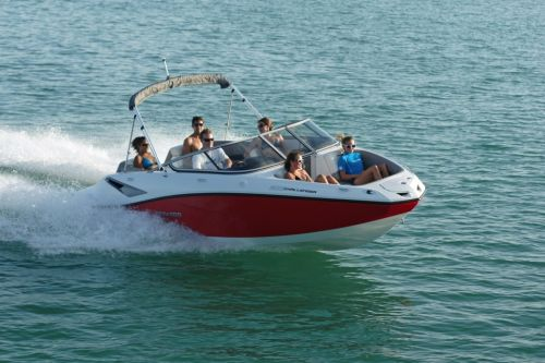 2012 Sea Doo 210 Challenger S   Action 11