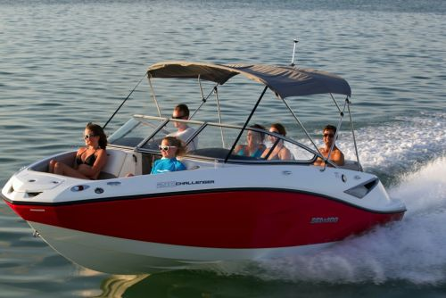 2012 Sea Doo 210 Challenger S   Action 5