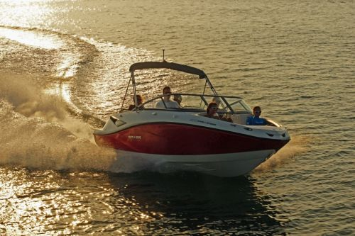 2012 Sea Doo 210 Challenger S   Action 13