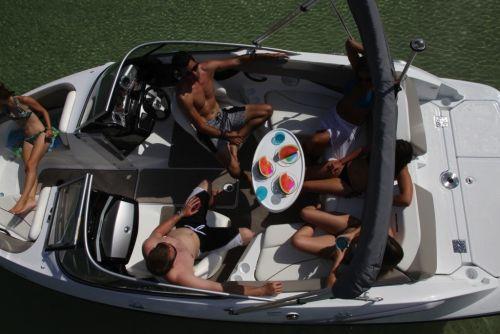 2012 Sea Doo 210 Challenger S   cockpit 1