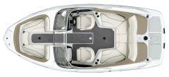 2012 Sea Doo 210 Challenger   Details Overhead
