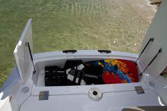 2012 Sea Doo 210 Challenger S   Details Transom Storage