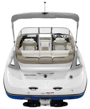 2012 Sea Doo 230 Challenger SE   Details Rear