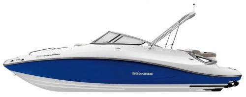 2012 Sea Doo 230 Challenger SE   Details Profile Blue