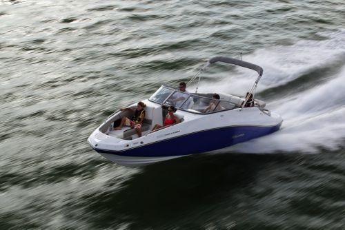 2012 Sea Doo 230 Challenger Boat   Action (2)