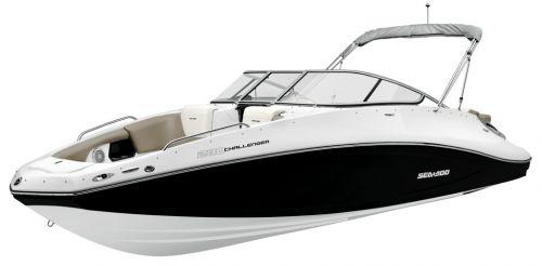 2012 Sea Doo 230 Challenger SE   Details 3 4 Black