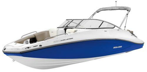 2012 Sea Doo 230 Challenger SE   Details 3 4 Blue