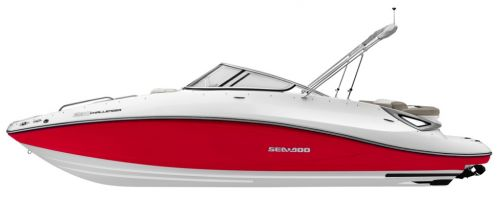 2012 Sea Doo 230 Challenger SE   Details Profile Red