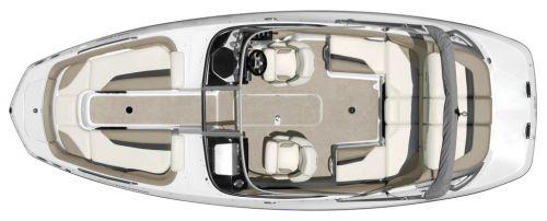2012 Sea Doo 230 Challenger SE   Details Overhead