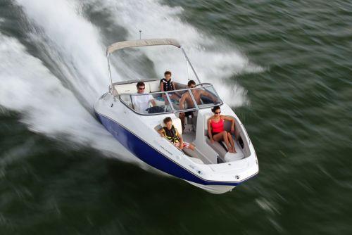 2012 Sea Doo 230 Challenger Boat   Action (6)