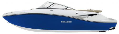 2012 Sea Doo 210 Challenger   Details Profile Blue