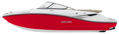 2012 Sea Doo 210 Challenger   Details Profile Red