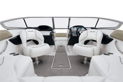 2012 Sea Doo 210 Challenger   Details Cockpit